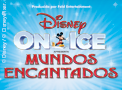 DISNEY ON ICE apresenta: MUNDOS ENCANTADOS