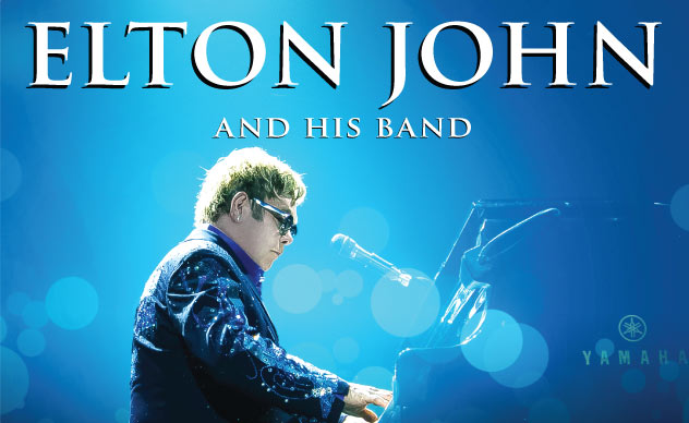 ELTON JOHN AND HIS BAND: Wonderful Crazy Night Tour 2016