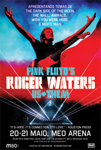 Pink Floyd's ROGER WATERS: Us + Them LIVE